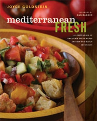 Mediterranean Fresh By Goldstein, Joyce/ Baranowski, Andre (PHT)/ Barber, Dan (FRW)
